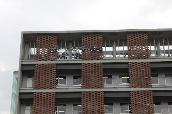 麻布大学七不思議:生命・環境科学部棟