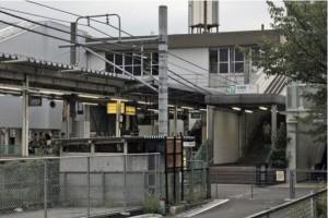 画像:矢部駅
